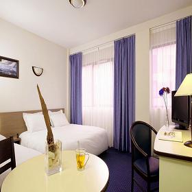 Rb appart city bordeaux centre for Appart hotel bordeaux centre